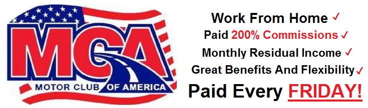 Mca sales page jon belcher visionary internet for Mca motor club of america money