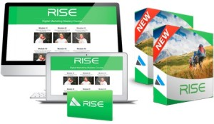 rise digital business mastery course